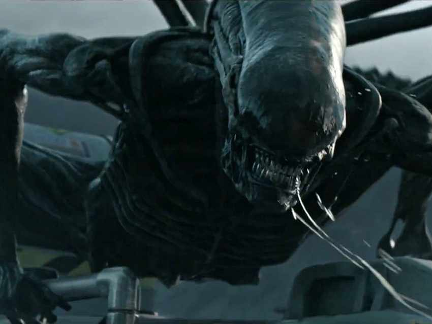 'Alien: Covenant' busca devorar taquilla estadunidense
