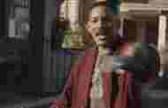 Will Smith ahora convive con criaturas mágicas