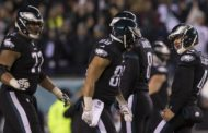Eagles vencieron a Raiders y son el número uno de la NFL