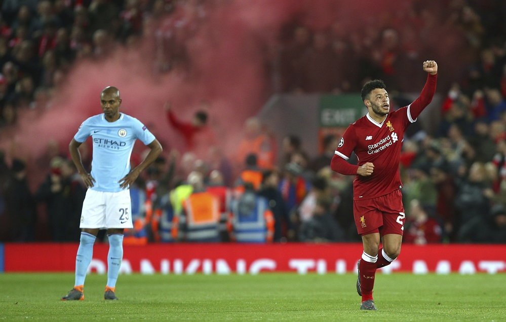 El Liverpool tumba al City