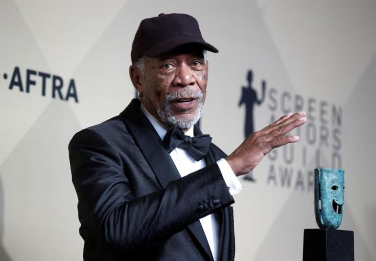 Gente: El actor Morgan Freeman es acusado de acoso sexual