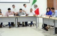 Solicitan dictamen para crear nueva Ley de Videovigilancia en Yucatán.