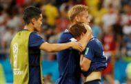 FIFA queda sorprendida por el ejemplo que difundió Japón