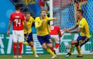 De un solo golpe, Suecia deja fuera a Suiza