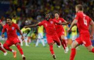 Se acabó el café; Inglaterra saca a Colombia en penales