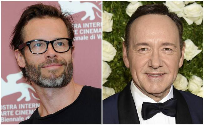 "Guy Pearce: Kevin Spacey era un ""mano larga"""