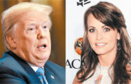 Confirma audio nexo Trump-chica Playboy