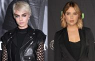 ¡Cara Delevingne y Ashley Benson fueron capturadas besándose!
